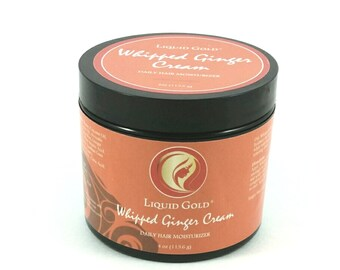 Whipped Ginger Cream Hair Moisturizer