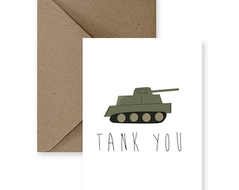 Thank You Cards Set Thank You Notes Funny Thank You Cards for Business Cute Pun Thank You Card for Man Thank You Gift Blank Thank You Cards