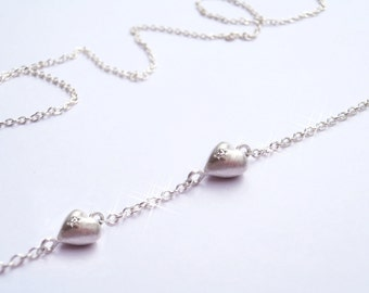 Two Loves Diamond Necklace