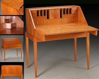 Desk on Frame