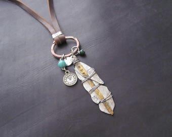 Mens Necklace, Men's Necklace, Mens Pendant, Mens Jewelry Necklace, Necklace Pendant, Mens Jewelry Pendant, Gift for Men, Hammered Necklace
