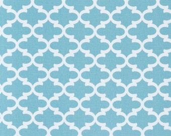 Premier Prints Fulton in Coastal Blue 7 oz Cotton Home Decor fabric, 1 yard