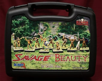 Savage Beauty - 10025 - Reaper Miniatures