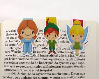 Peter Pan || Magnetic Bookmarks