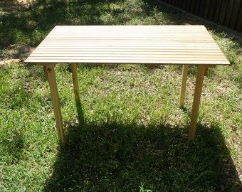 30x30 Folding Table by Shark Shade