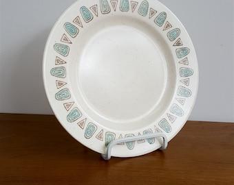 Metlox Poppytrail Navajo Salad Plate