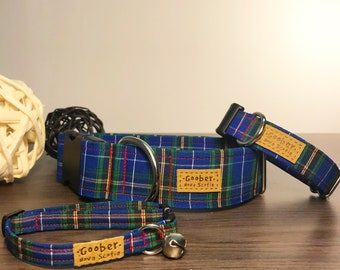 Nova Scotia Tartan Dog Collar