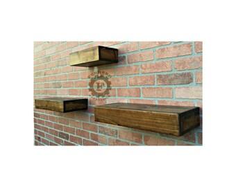Floating Shelves, Floating Shelf, Rustic Shelf, Rustic Shelves, Rustic Decor, Wall Decor, Urban Decor, Store Shelf, Boutique Shelf