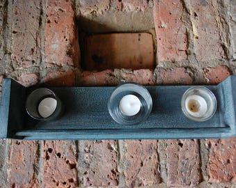 Display Shelf Bathroom Tea Lights