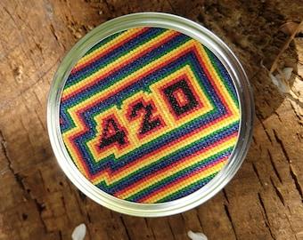420 stash jar