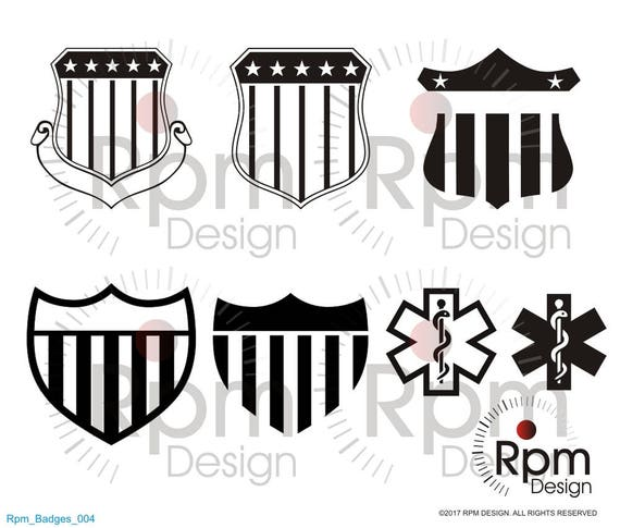 USA, US Flag Shield SVG File, Badge svg, Medicine Symbol