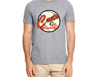 San Francisco Cueto Logo high quality T-shirt