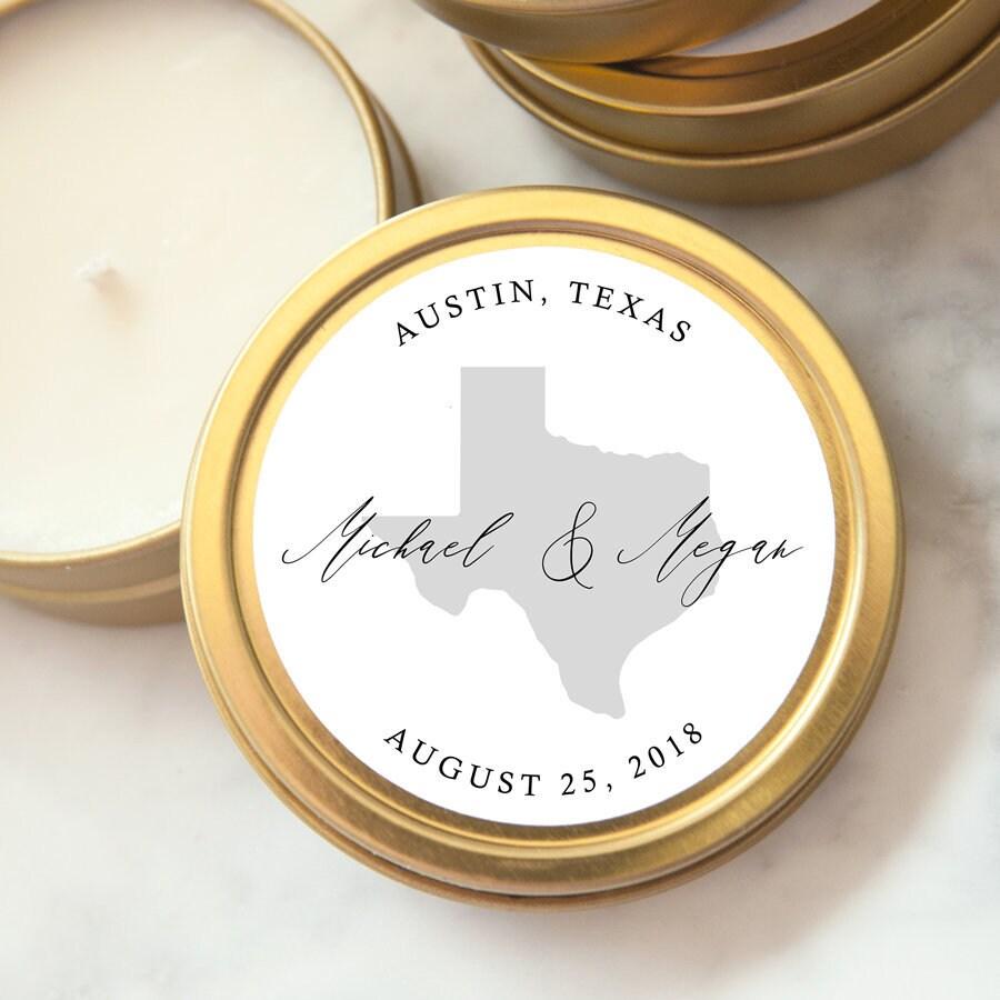 Exelent Texas Wedding Favors Gift - The Wedding Ideas ...