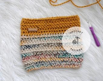 Alberta Cowl Crochet Pattern//Easy//Crochet//Pattern