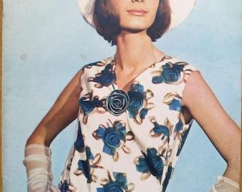 Praktische Mode 4/1964 Sewing pattern magazine