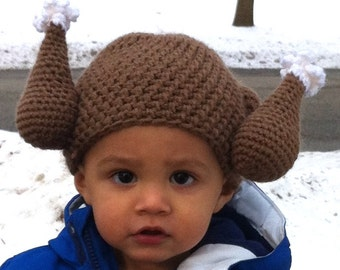 Cooked Turkey Hat