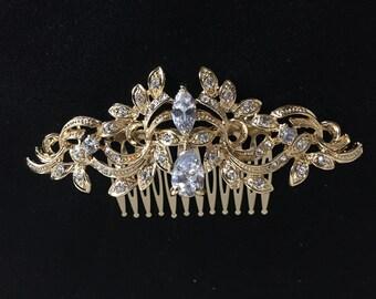 HEIDE - Wedding Bridal Hair Comb