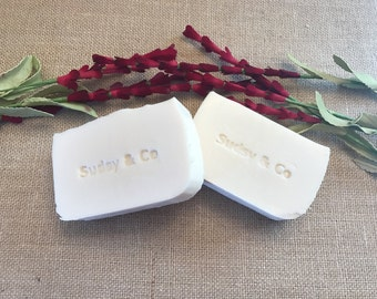 Solseife Spa Salt Bar Soap
