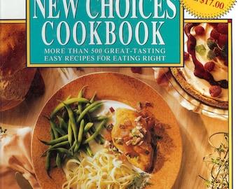New Choices Cookbook Betty Crocker's 1st Edition 1993 HC