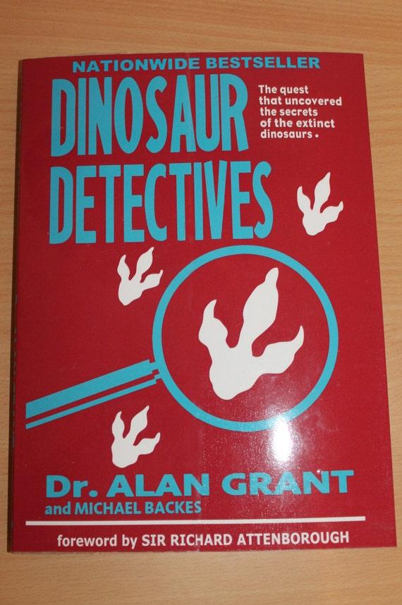 alan grant s book cover prop replica digital download