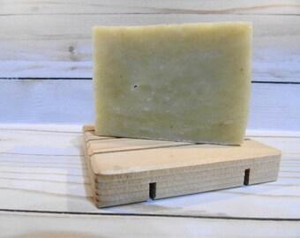 Aloe and Avocado 4 oz Soap