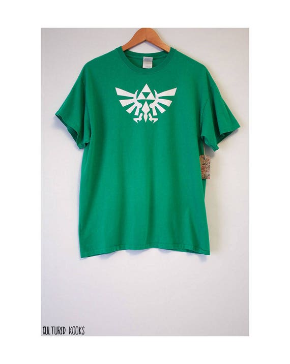 Legend of Zelda Shirt Size Small to 6XL Custom made to order LZgPiGBUB