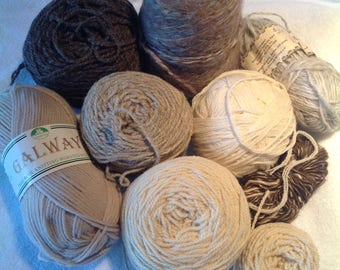 Destash yarn assortnent
