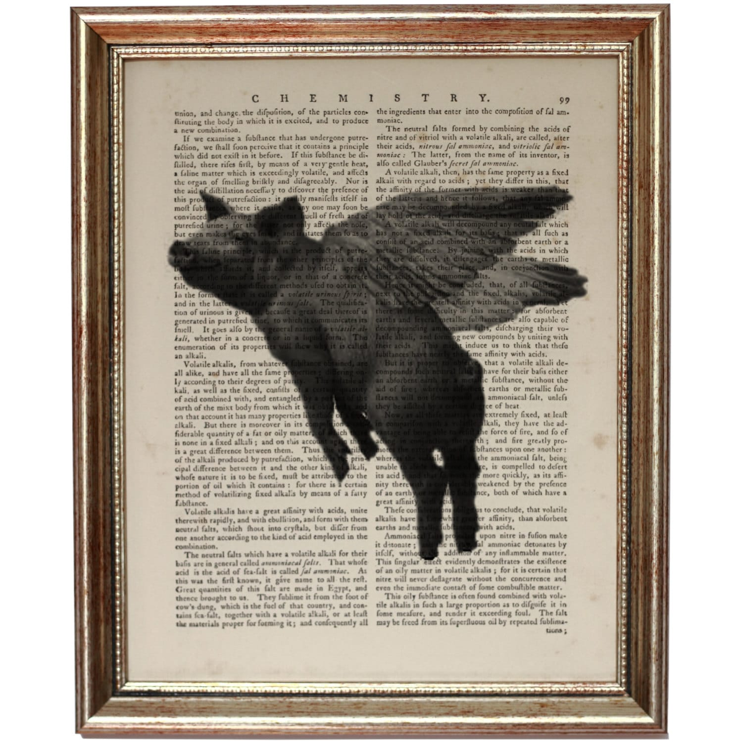 When pigs fly art pigs fly print flying pig decor dictionary zoom arubaitofo Images