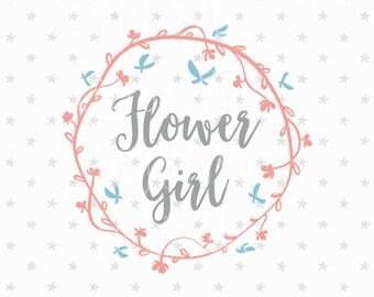 Flower Girl svg Wedding Svg File Flower Girl svg File Flower Girl svg Wedding Svg Bridal Svg Wedding Svg Bride Svg Petal Patrol Svg file