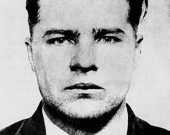 Pretty Boy Floyd Gangster Photo
