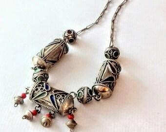 Collar tribal amazigh