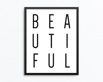Fashion Print, Fashion Art, Fashion Quote Art, Fashion Printable, Fashion Digital Print, Typography Print, Digital Print, Fashion Poster