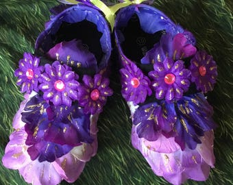 OOAK Fairy slippers made to order