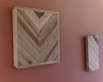 Handcrafted Rustic Wood Trivet, reclaimed wood, Home Decor