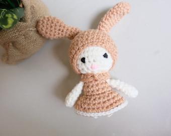 Amigurumi My Melody |  Crochet Amigurumi Doll | Amigurumi Crochet and Knitting | My Melody Crochet | My Melody Doll