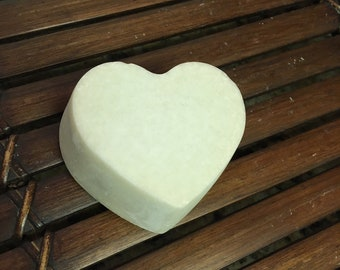 Vegan Heart Sea Salt Soap