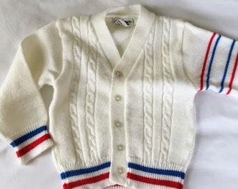 Vintage Babycrest Sweater