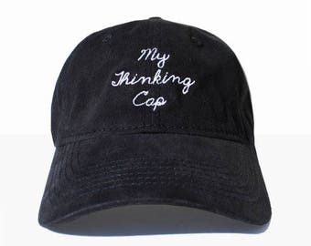 My Thinking Cap by TAY