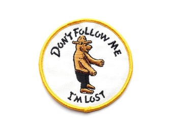 Lost Bear Patch