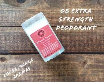 OB Natural Deodorant Extra Strength