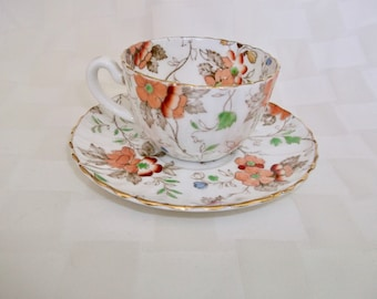 Radfords Bone China Demitasse Cup and Saucer The Gatineau