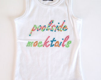 Poolside Mocktails: Girls Vacay Shirt