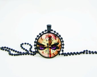 Steampunk pendantt steampunk necklace victorian steampunk magic pendant steampunk victorian steampunk pendants mermaid pendant
