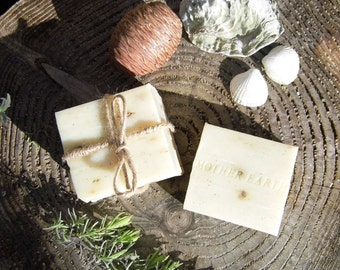 Chamomile flower soap bundle