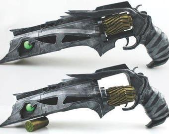 Destiny Thorn Hand Cannon. 3D printed replica Scale 1:1