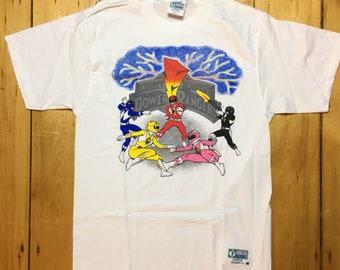 Seinfeld Shirt Size Small NBC Kramer Jerry George Elaine Blue Vintage 1996 90s T-Shirt CvVMt