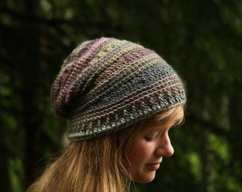 Crochet Hat Pattern - Castaway Hat
