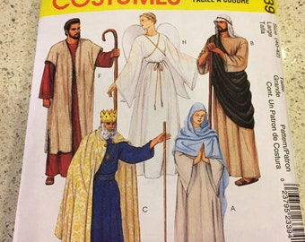 Awesome Halloween Sewing Pattern Costumes Sewing Pattern Angel Wings Pattern King Costume & More Size Large