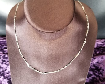 Vintage Avon Chainfall Necklace