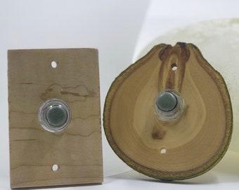 Aspen Slice Doorbell